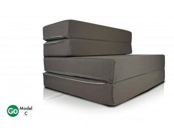 Fold a bed 'Model C'