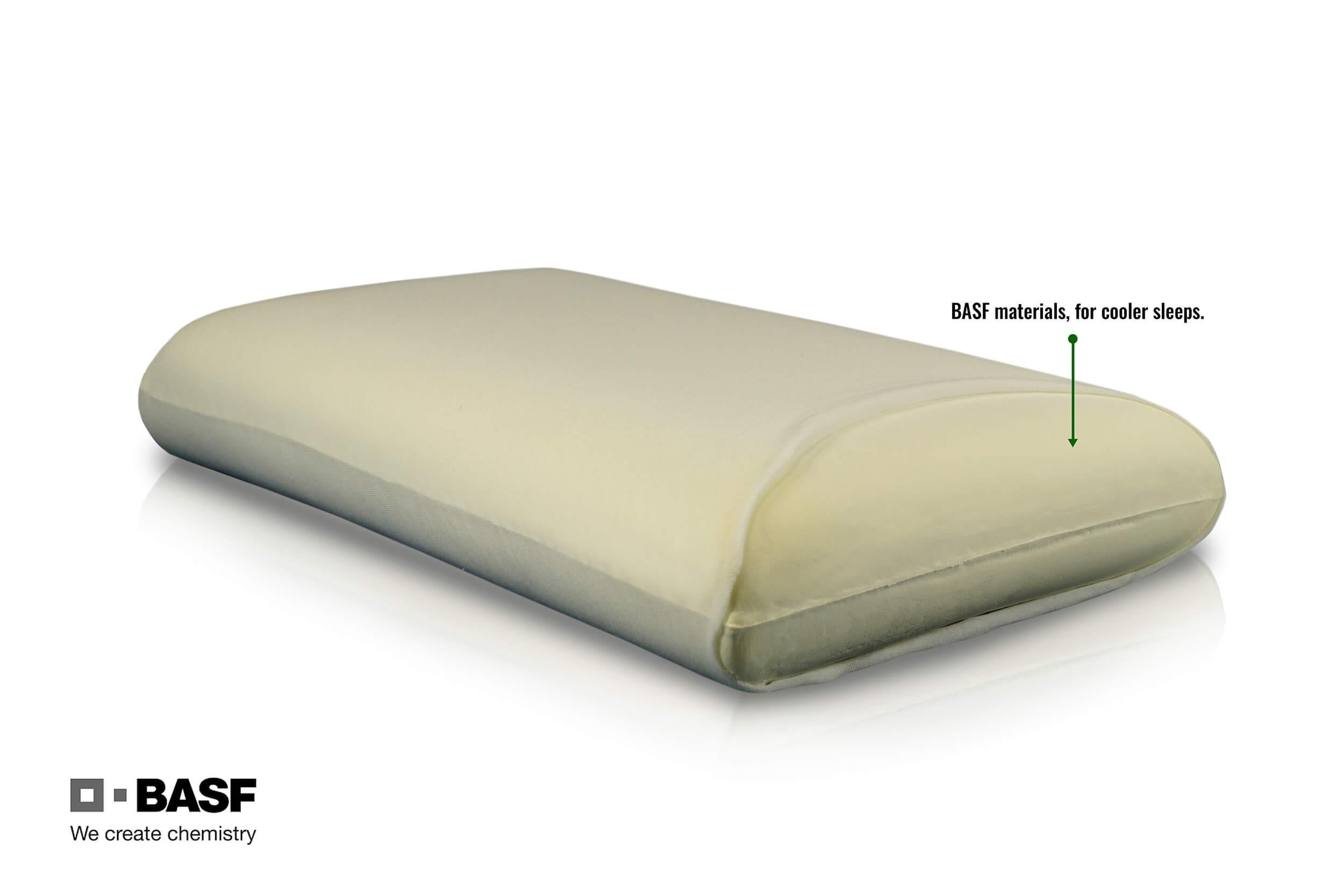 Basf Memory Foam Pillow