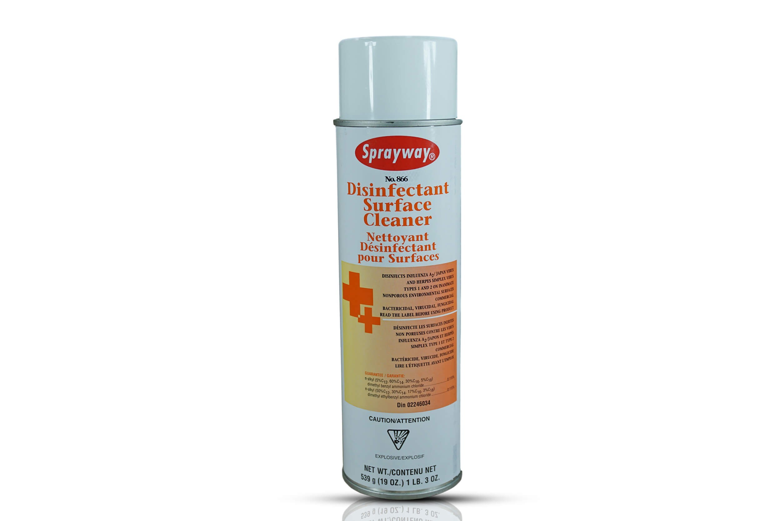 Sprayway Disinfectant Surface Cleaner