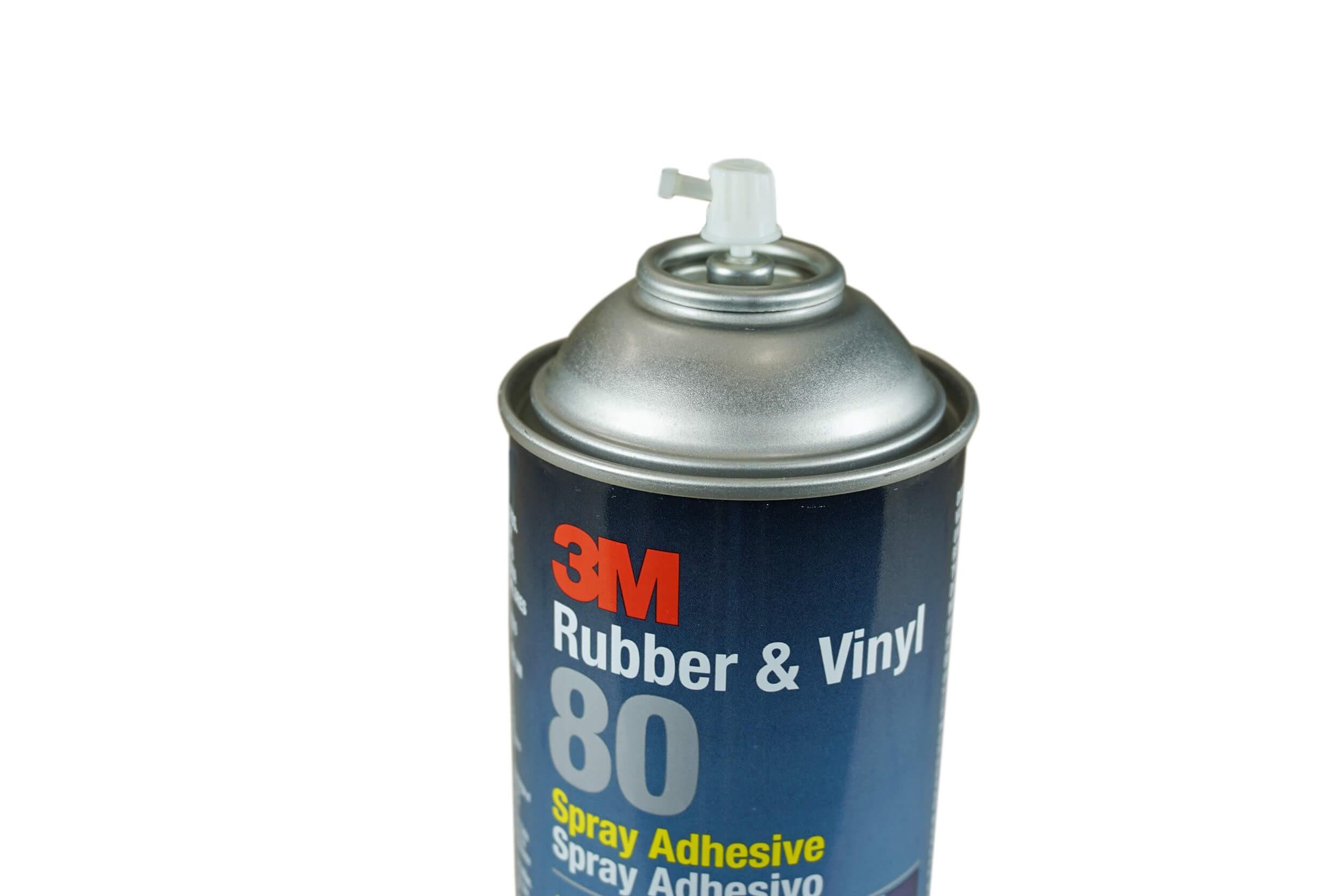 3m Rubber Amp Vinyl Spray Adhesive