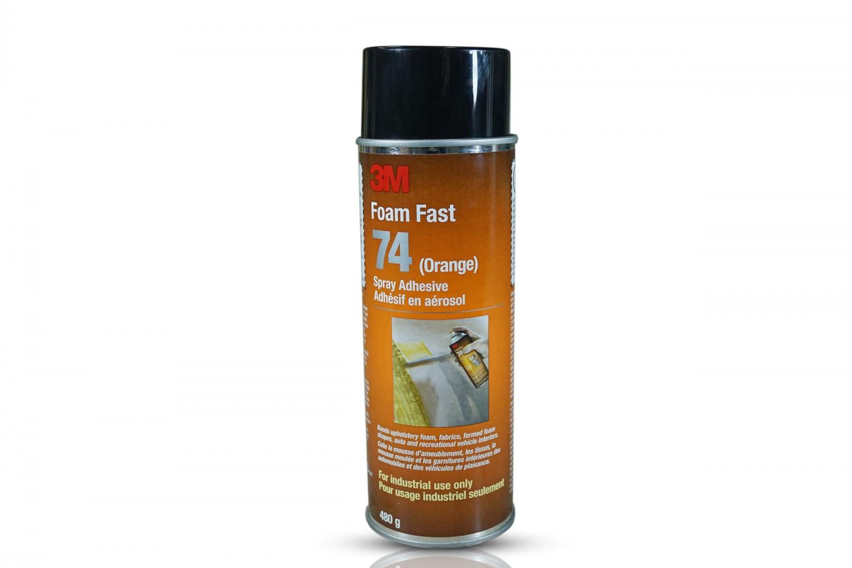 3M Foam Fast 74 (orange)