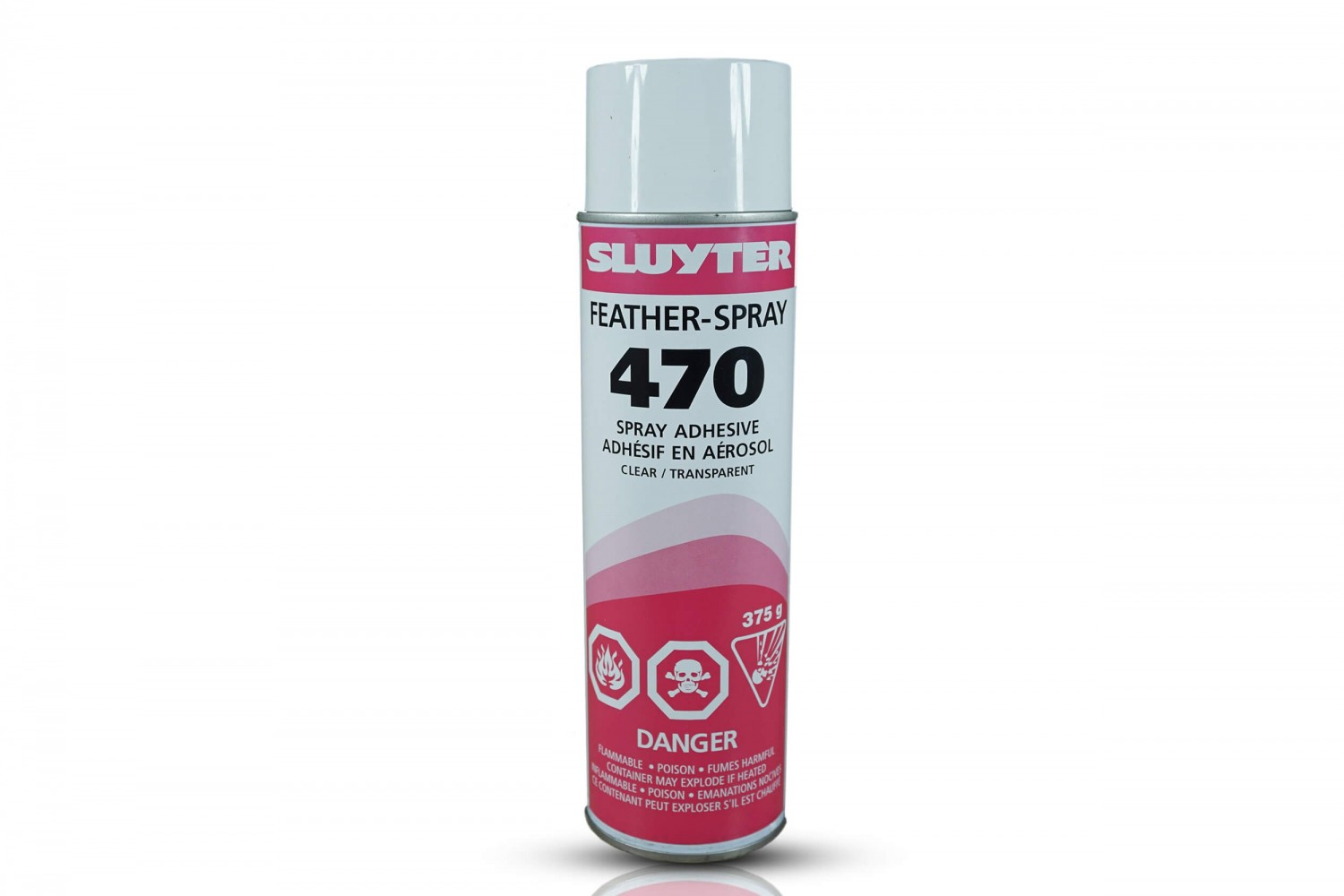 Sluyter Feather Spray 470 Clear